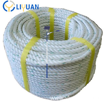 High strength 12 strand polypropylene PP rope